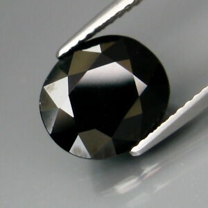 4-18-Carats-Natural-Midnight-GREEN-TOURMALINE-for-Jewelry-Setting-Oval-Cut