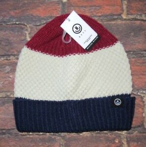 4fa0f2ddb Details about MENS NEFF COLOR BLOCK BEANIE HAT ONE SIZE