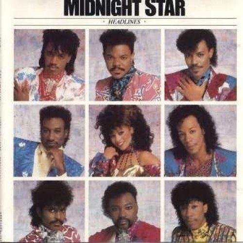 Midnight Star Headlines (1986)  [CD]