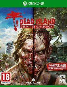 Dead-Island-riscossione-definitiva-GIOCO-XBOX-ONE-Nuovo-di-Zecca-1st-Class-consegna