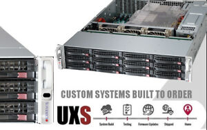 2U-12-Bay-SAS3-Supermicro-Server-X9DRI-LN4F-IPASS-2x-E5-2650-V2-128GB-HBA12Gb-s