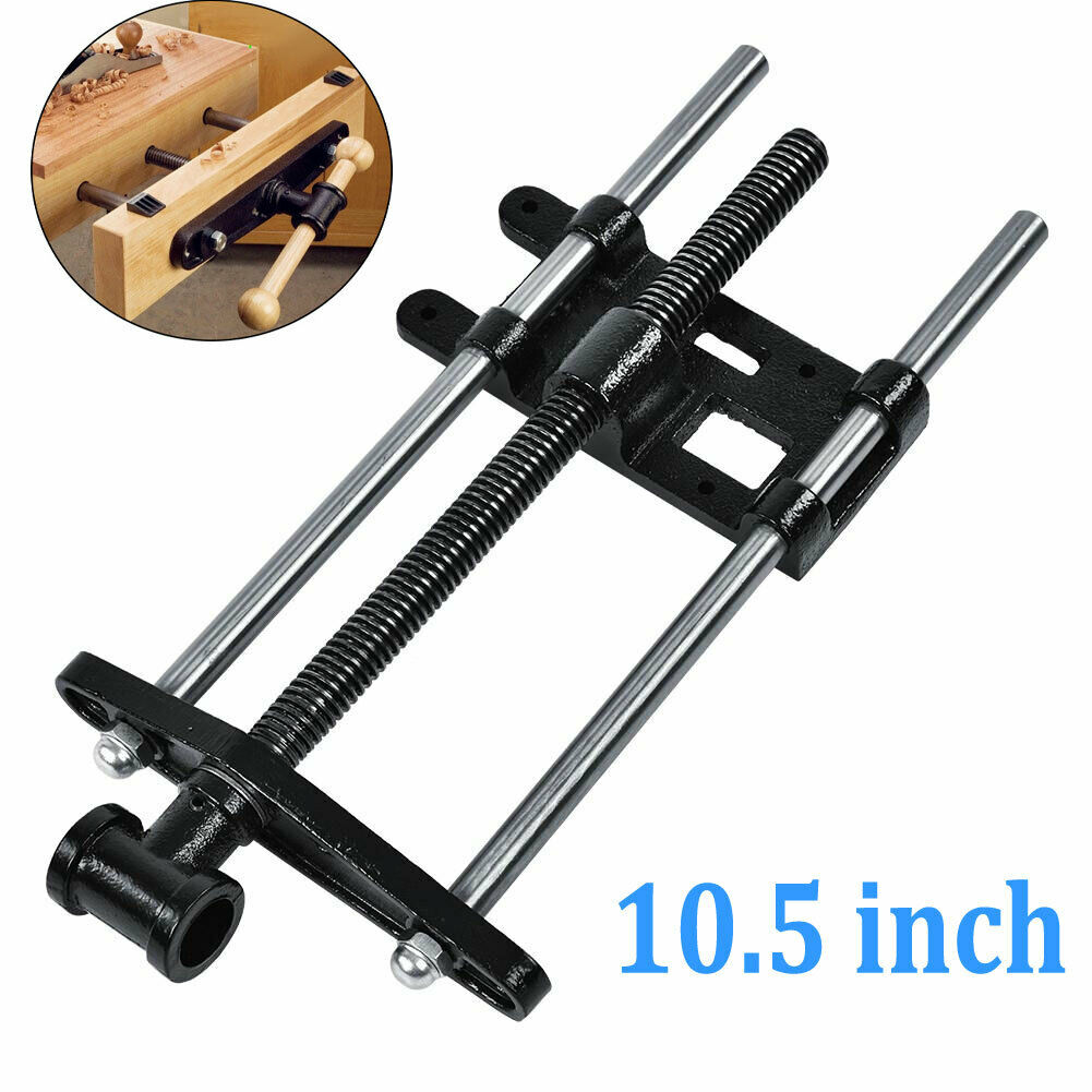 10 5in Cabinet Maker S Vise Woodworking Bench Clamp Cast Steel Wood Heavy Duty For Sale Online