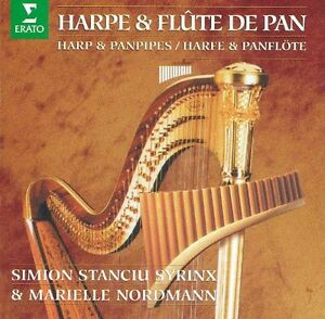 Harpe & Flute de Pan (Harp & Panpipes) - Stanciu Syrinx/Nordmann ...