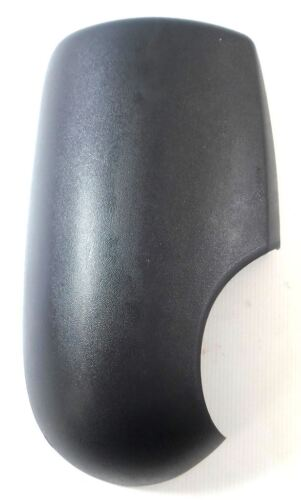 Ford Transit Mk7 Van 2006-2014 Mirror Cover Cap Black Textured Drivers Side O//S