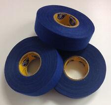 Royal Blue Howies Hockey Stick Tape - 1x27 Yards - 3 Rolls - Grip Tape