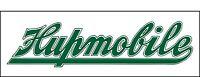 C003 Hupmobile Automobile Car Truck Antique Vehicle Banner Garage Signs