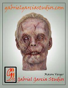 Gabriel Garcia Studios #25 Mason Verger 1/6 scale Resin Headsculpt Un-painted