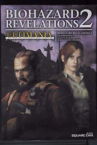 JAPAN Biohazard / Resident Evil: Revelations 2 Ultimania