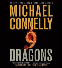 A Harry Bosch Novel: Nine Dragons by Michael Connelly (2009, CD, Unabridged)