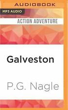Far Western Civil War: Galveston 3 by P. G. Nagle (2016, MP3 CD, Unabridged)
