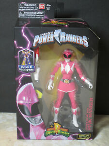 Legacy Mighty Morphin Power Rangers Pink Ranger Megazord BAF New MIB sealed Dino