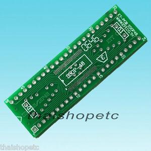 SSOP48-SSOP-48-Adapter-PCB-SMD-Convert-DIP-48-15-24mm