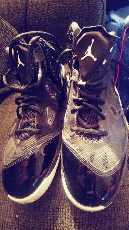 official photos 7a018 b265a Nike Jordan Jordan Jordan juega en estas II 510581-001 basketball Zapatos  Negro Hombre cómodo