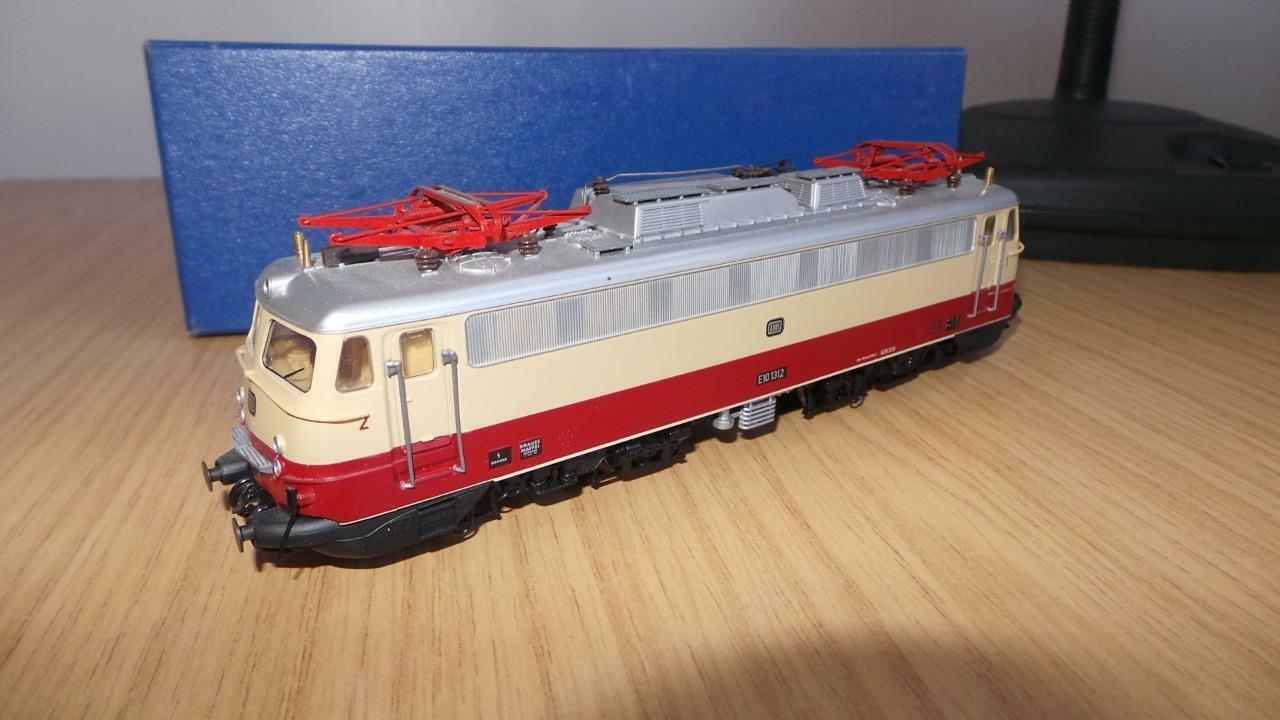 KB132  Lilput HO Gauge DB E10 1312 Diesel Loco