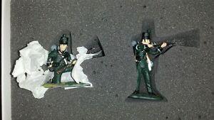 54mm Britains Club Retiré Collectors Waterloo Of 95ème 41155 Les Morning Fusils qqzw4pf