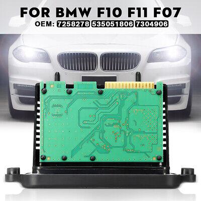 Für  BMW F10 F11 F07 Headlight TMS Driver Module 7258278 535051806 7304906 OE