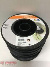 MotorSense Stihl Mähfaden Karo Nylonfaden 3,3mm 232m schwarz 2623