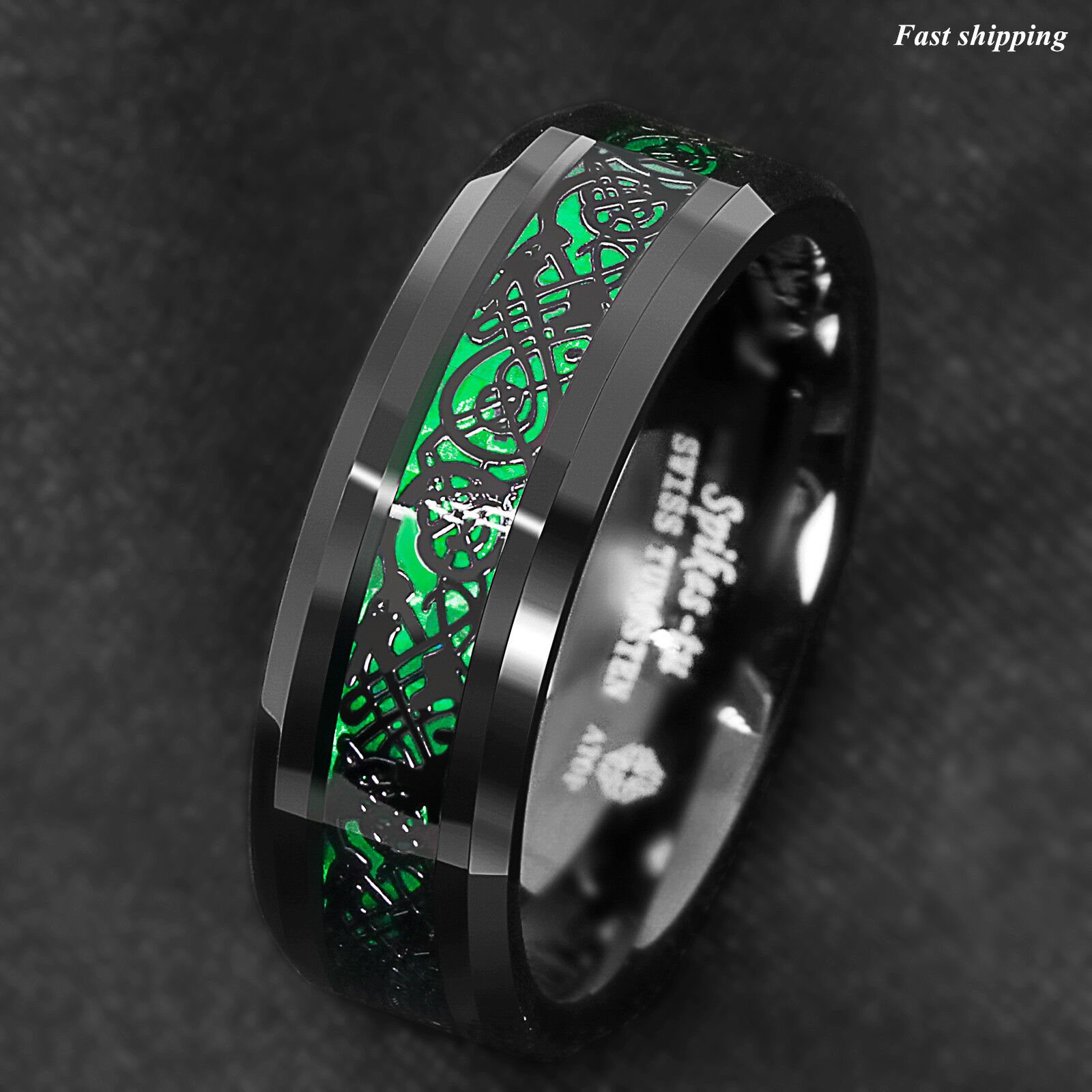 celtic caoimhe bands engagement style ring knot ltd rings engraved wedding