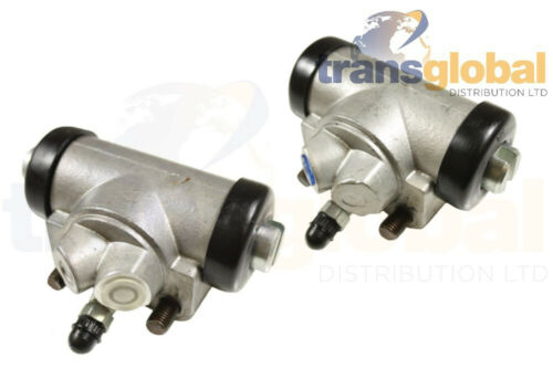 Rear Brake Wheel Cylinders Right and Left for Land Rover Defender 90 Bearmach