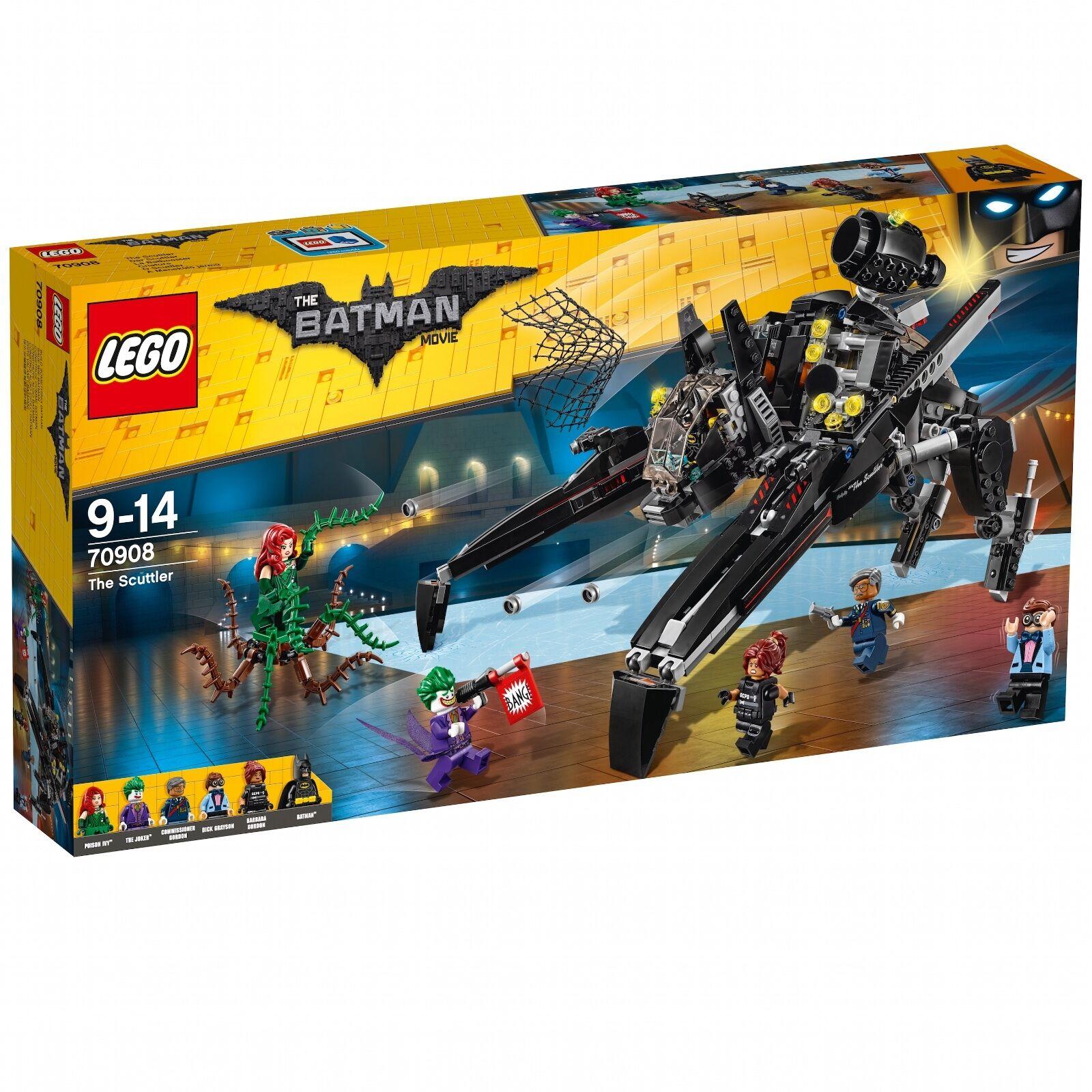 LEGO® THE LEGO® BATMAN MOVIE 70908 Der Scuttler NEU OVP _The Scutter NEW MISB