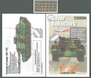 Echelon-Decal-1-35-Silver-Reflectors-d356084