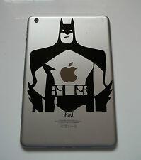 """1 X Etiqueta De Batman-Pegatina De Vinilo Para iPad Mini Samsung Tab Kindle 7"""" Tablet"""