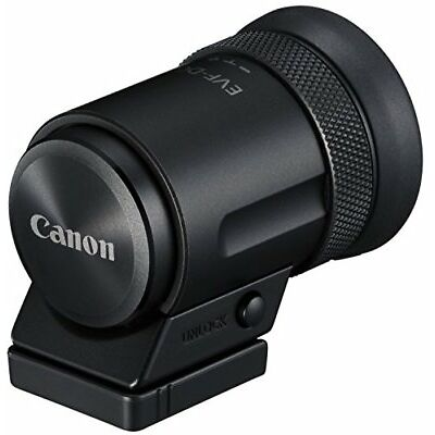 New Canon Electronic Viewfinder EVF-DC2 from Japan