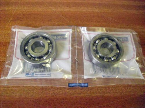 132A//Mobylette Moped//AV32M//AV33//AV34//AV36//AV37//AV42//Rear Wheel Bearings