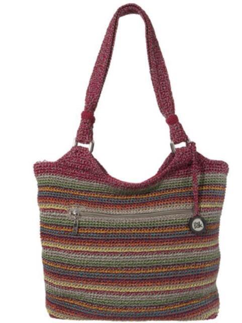 The Sak Belle Tote Handbag Womens Hand