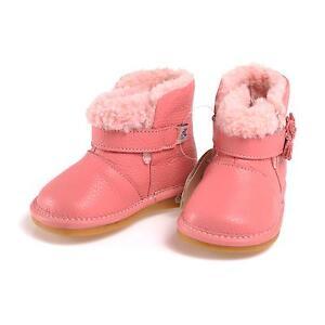 new styles 21603 4c9e6 Details zu Kinder Stiefel Stiefelette Winter Schuhe Fell Boots  Winterstiefel Gr. 21-26