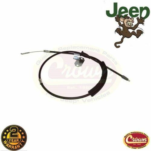 Hand brake cable rear left Jeep KK Cherokee Liberty 09-12 52125207