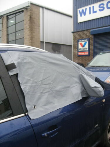 WING MIRROR PROTECTOR FOR ALL PEUGEOT WINDOWSCREEN SIDE WINDOW
