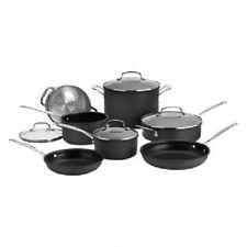Curtis Stone Cookware Set 11 Piece Hardstuff Steelworks CSH01-11