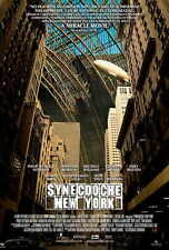 SYNECDOCHE, NEW YORK Movie POSTER 27x40 B Philip Seymour Hoffman Samantha Morton