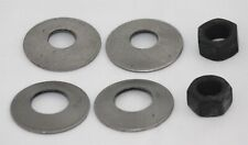 New Mopar Be Body Rear Shock Washers Fits 1972 Charger