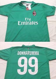 Terza Maglia AC Milan GIANLUIGI DONNARUMMA