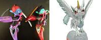 Skylanders Lot Scarlet+original Purple Ninjini+polar Whirlwind Superchargers
