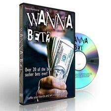 BRANHAM, WANNA BET DVD Win Impossible Bets!!!