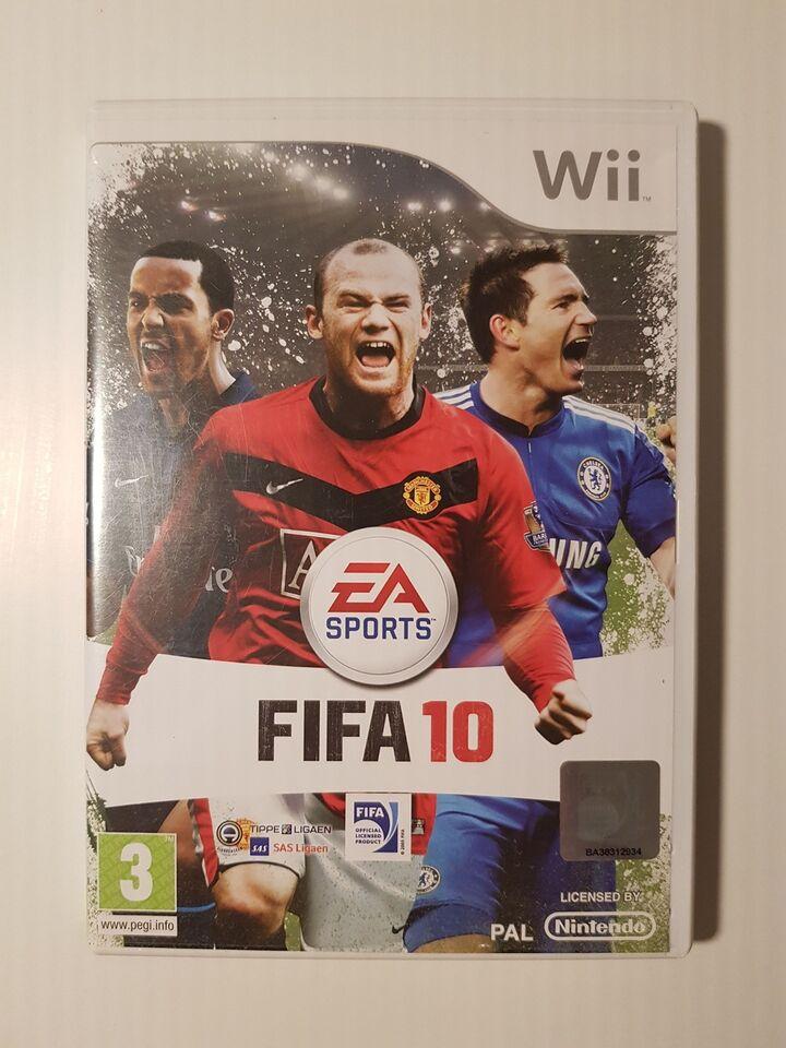 Fifa 10, Nintendo Wii