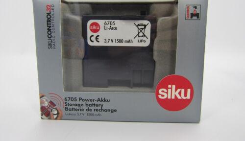 Siku 6705 Power Akku für Control 1:32 NEU in OVP