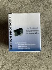 Button Photocell P18100 Photoelectric Switch 500w Tungsten 850va 120v Rating