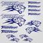 Thundercat-stickers-decal-snowmobile-arctic-cat-snowboard-quad-tuning-helmet miniature 12