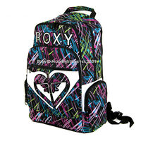 Roxy Travel School Fashion 14'' Laptop Notebook Bag Backpack Bh003