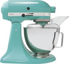 Artikelbild KitchenAId 5KSM45EAQ Aquamarin 275 Watt 4,3L Küchenmaschine