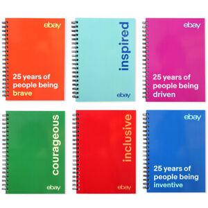25th Anniversary 7x10 Notebook