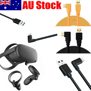 3m-5m-8m-Charging-Cable-USB3-1-Data-Charger-for-Oculus-Quest-Link-VR-Glasses-AU