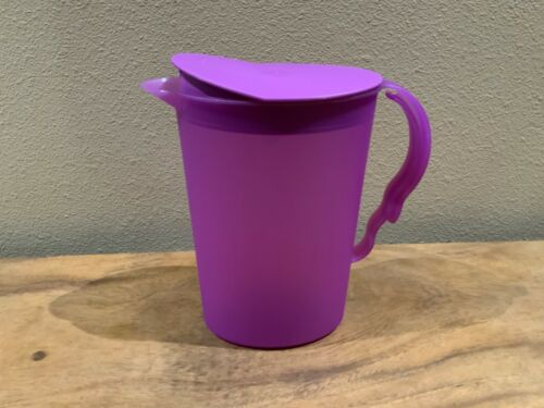 New Tupperware Small 2L Expressions PitcherBeautiful Color Purple