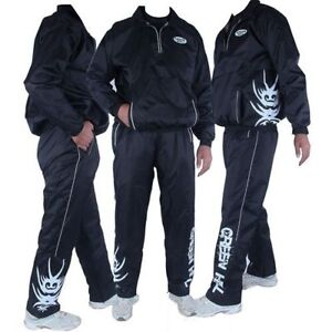 Details About Greenhill Sauna Suit Weight Loss Fitness Slimming Swelter Calories Tracksuit