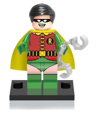 KING TUT FROM 1966 BATMAN TV SHOW FIGURE USA MINIFIGURE FITS LEGOS