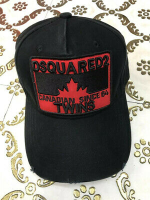 Brand New /& Exclusive DSquared2 Cap Sale Price Very Rare /& Special Edition